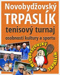 Novobydžovský TRPASLÍK - tenisový turnaj osobností kultury a sportu